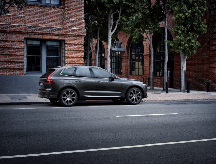 2018 Volvo XC60 unveiled – 407 hp T8 plug-in hybrid Image #625978
