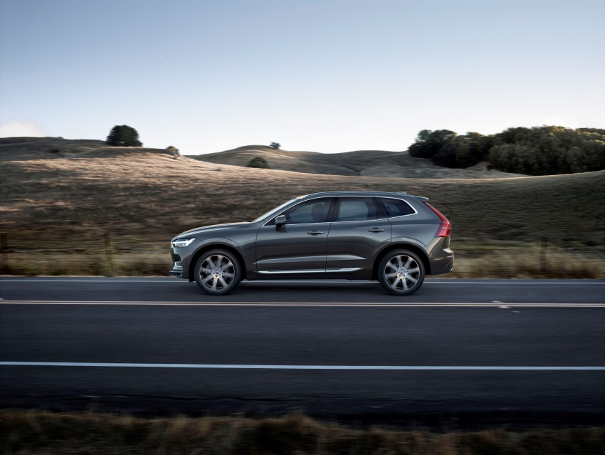 2018 Volvo XC60 unveiled – 407 hp T8 plug-in hybrid Image #625982