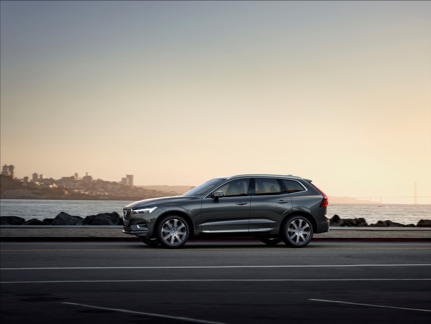 2018 Volvo XC60 unveiled – 407 hp T8 plug-in hybrid Image #625985