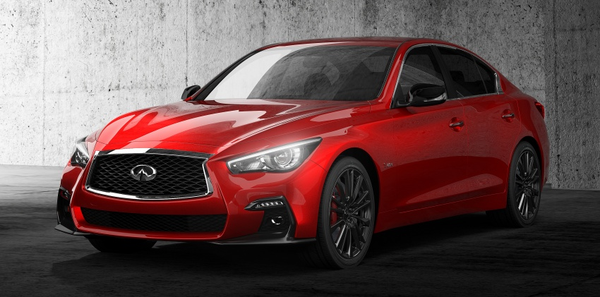 2018 Infiniti Q50 makes its debut at Geneva show Image #625708