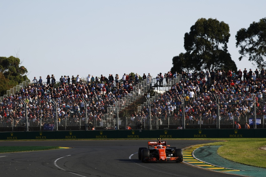 2017 Australian GP – Vettel clinches victory for Ferrari Image #634757