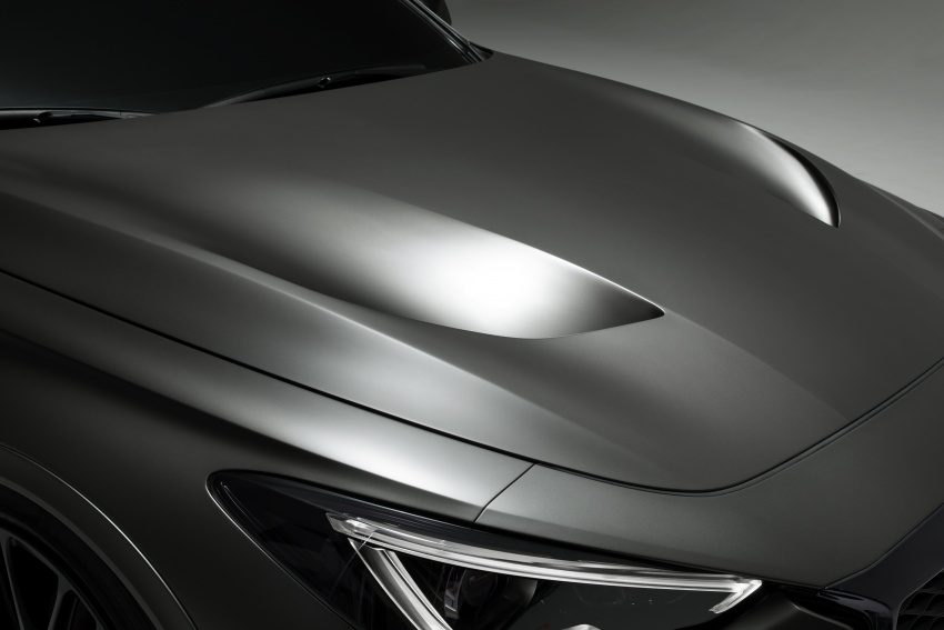 Infiniti Q60 Project Black S shown: F1-inspired, 500 hp Image #625616