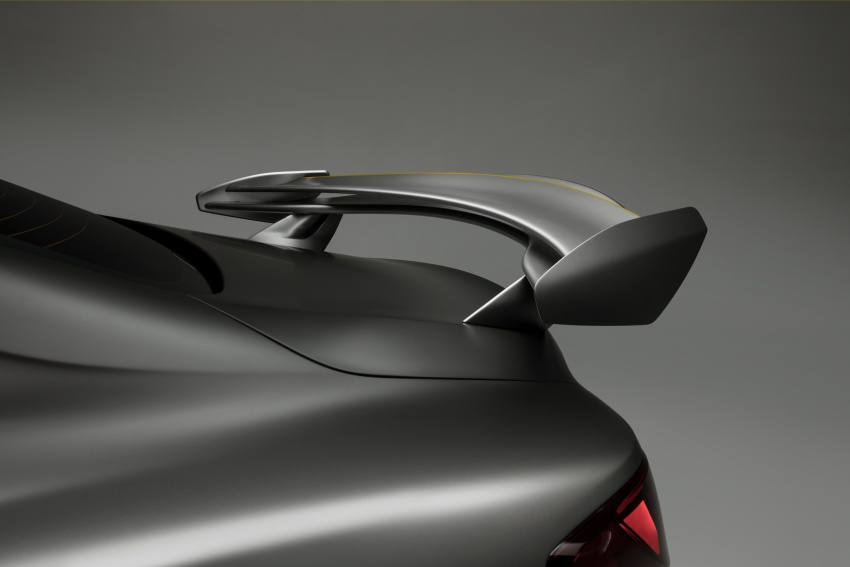 Infiniti Q60 Project Black S shown: F1-inspired, 500 hp Image #625617