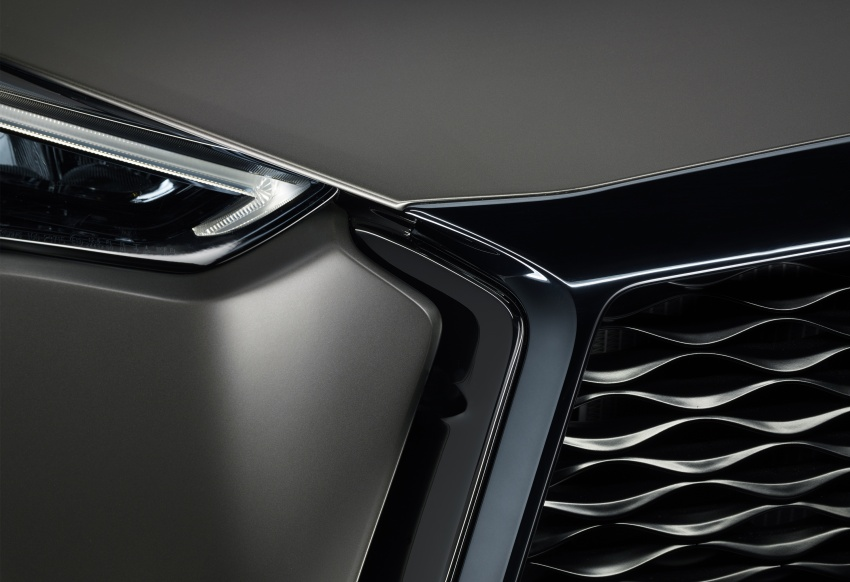 Infiniti Q60 Project Black S shown: F1-inspired, 500 hp Image #625619