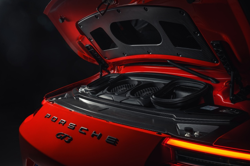 Porsche 911 GT3 now with 500 hp, manual gearbox Image #626068