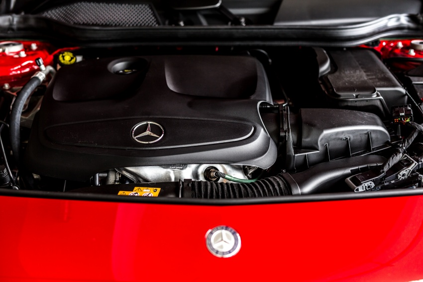 Mercedes-Benz A200 Activity Edition: 30 only, RM206k Image #628320