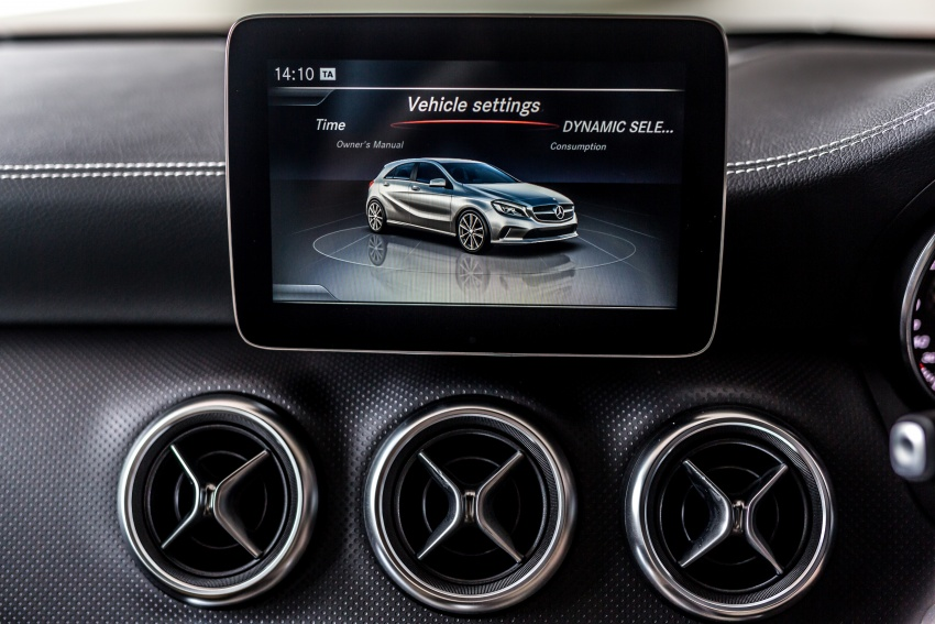 Mercedes-Benz A200 Activity Edition: 30 only, RM206k Image #628326