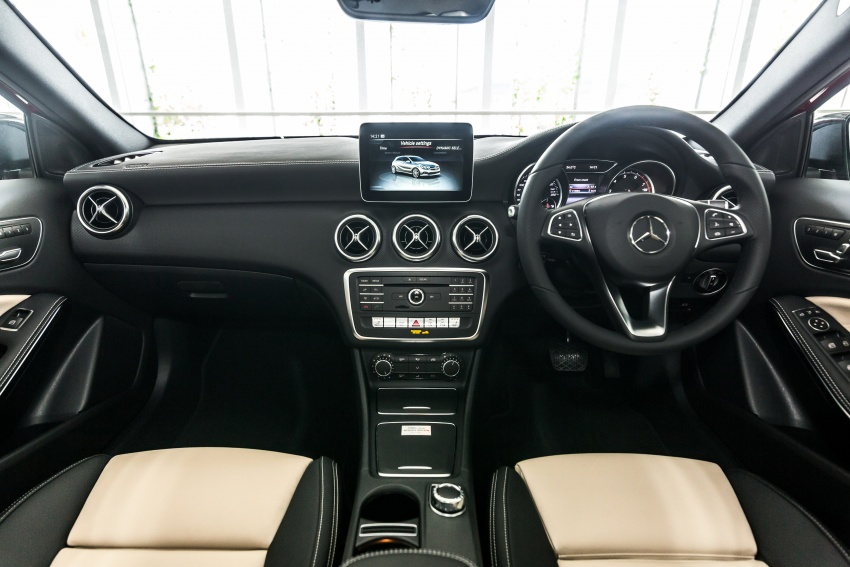 Mercedes-Benz A200 Activity Edition: 30 only, RM206k Image #628327