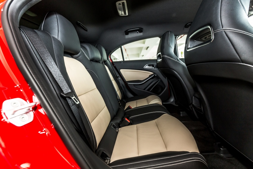 Mercedes-Benz A200 Activity Edition: 30 only, RM206k Image #628328