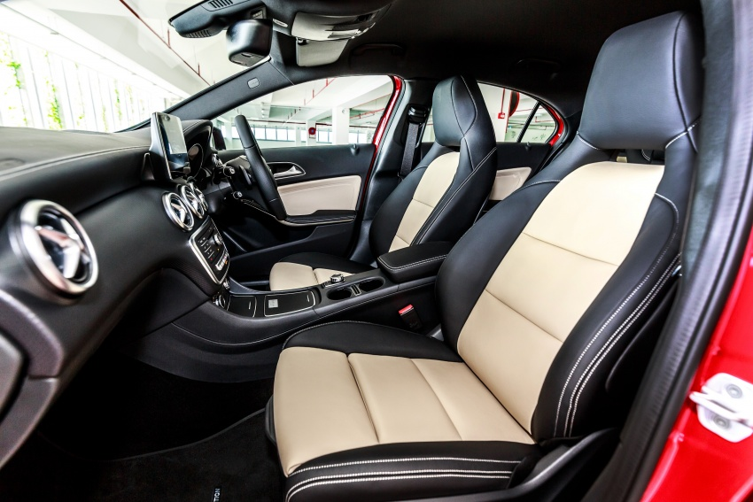 Mercedes-Benz A200 Activity Edition: 30 only, RM206k Image #628329