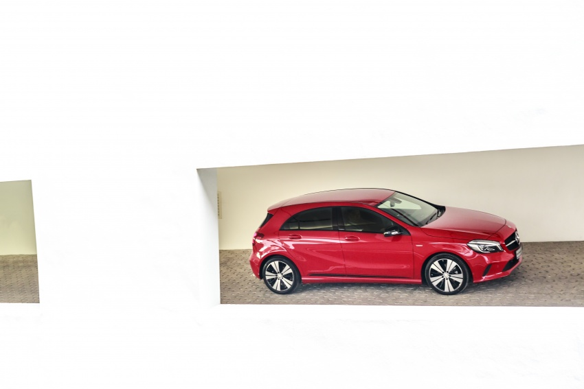 Mercedes-Benz A200 Activity Edition: 30 only, RM206k Image #628333