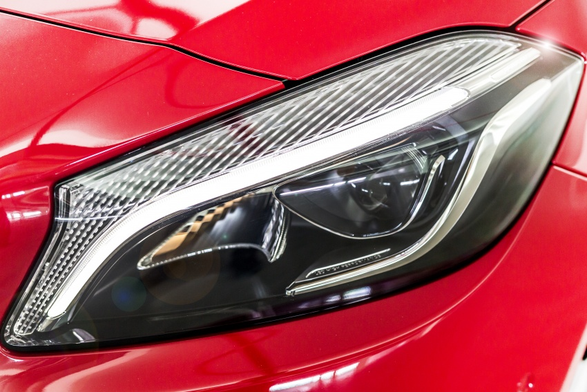 Mercedes-Benz A200 Activity Edition: 30 only, RM206k Image #628304