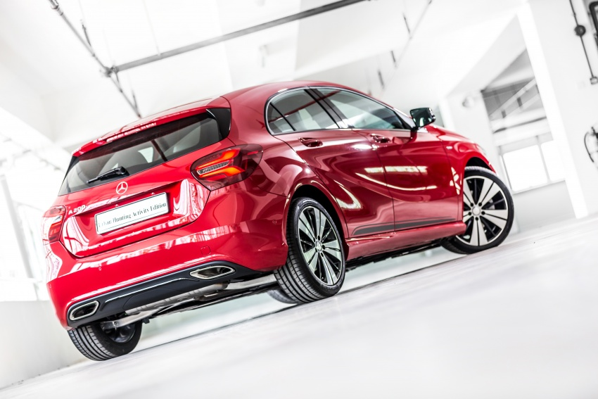 Mercedes-Benz A200 Activity Edition: 30 only, RM206k Image #628308