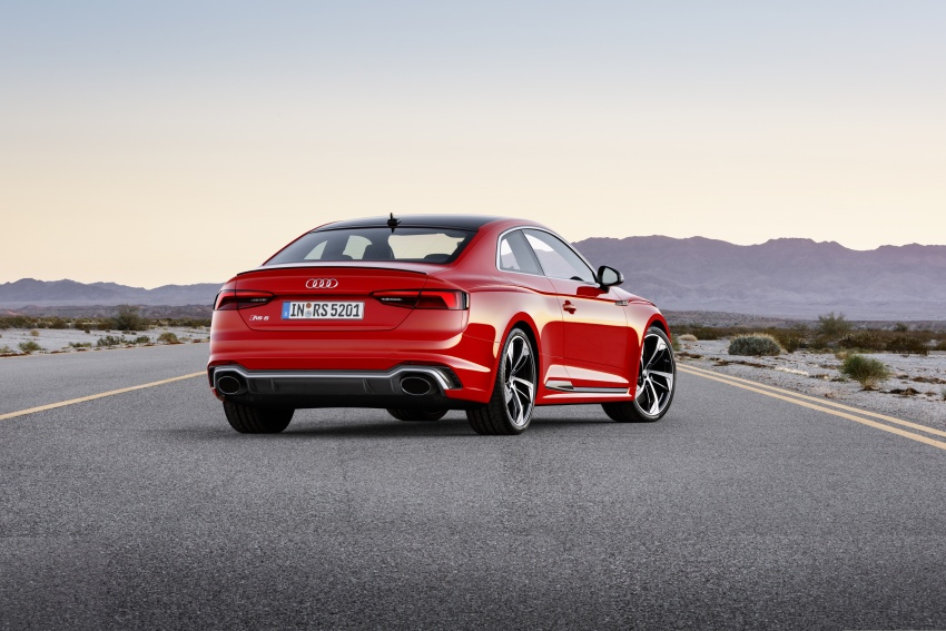 Audi RS5 Coupe debuts in Geneva – 450 hp, 600 Nm Image #625646