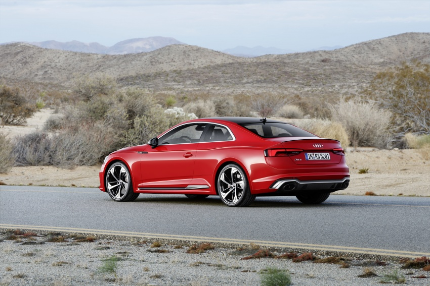 Audi RS5 Coupe debuts in Geneva – 450 hp, 600 Nm Image #625635