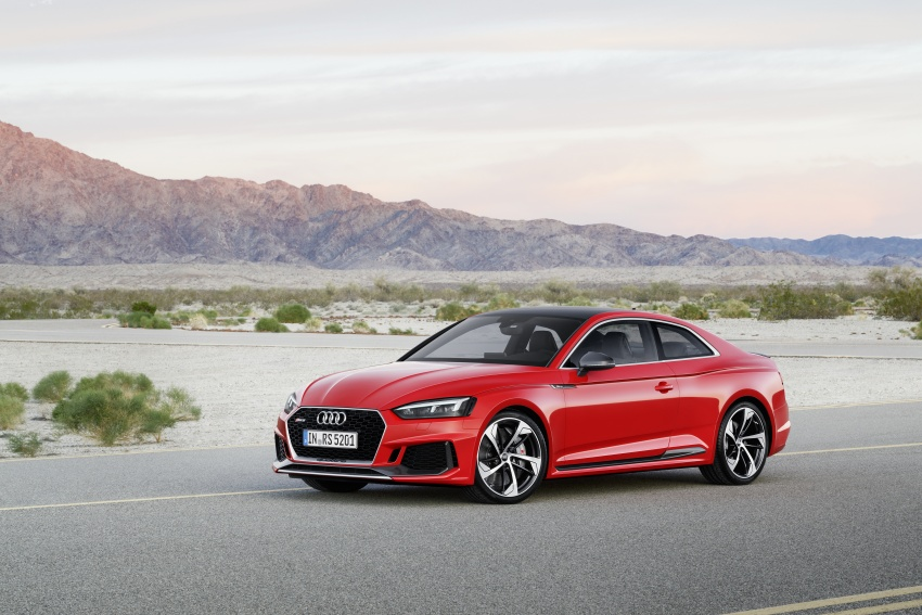Audi RS5 Coupe debuts in Geneva – 450 hp, 600 Nm Image #625629