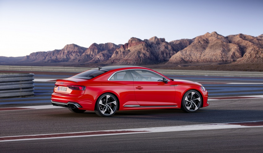 Audi RS5 Coupe debuts in Geneva – 450 hp, 600 Nm Image #625611