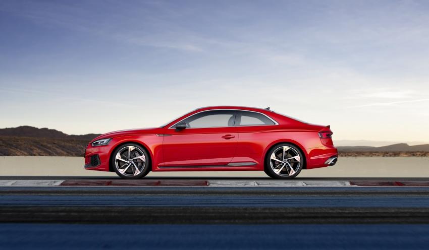 Audi RS5 Coupe debuts in Geneva – 450 hp, 600 Nm Image #625623