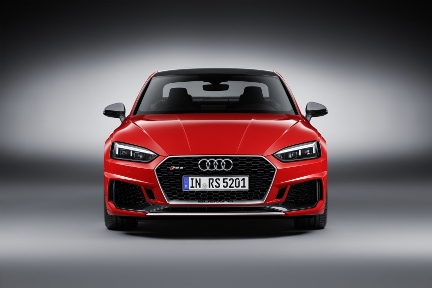 Audi RS5 Coupe debuts in Geneva – 450 hp, 600 Nm Image #625603