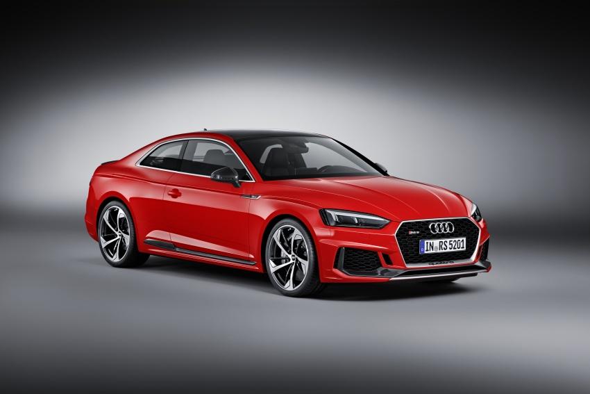 Audi RS5 Coupe debuts in Geneva – 450 hp, 600 Nm Image #625596