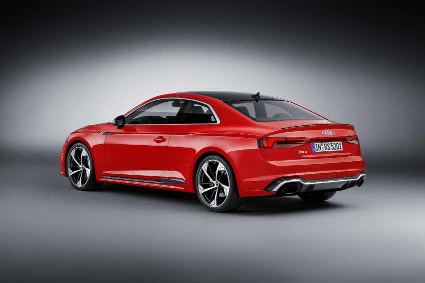 Audi RS5 Coupe debuts in Geneva – 450 hp, 600 Nm Image #625594