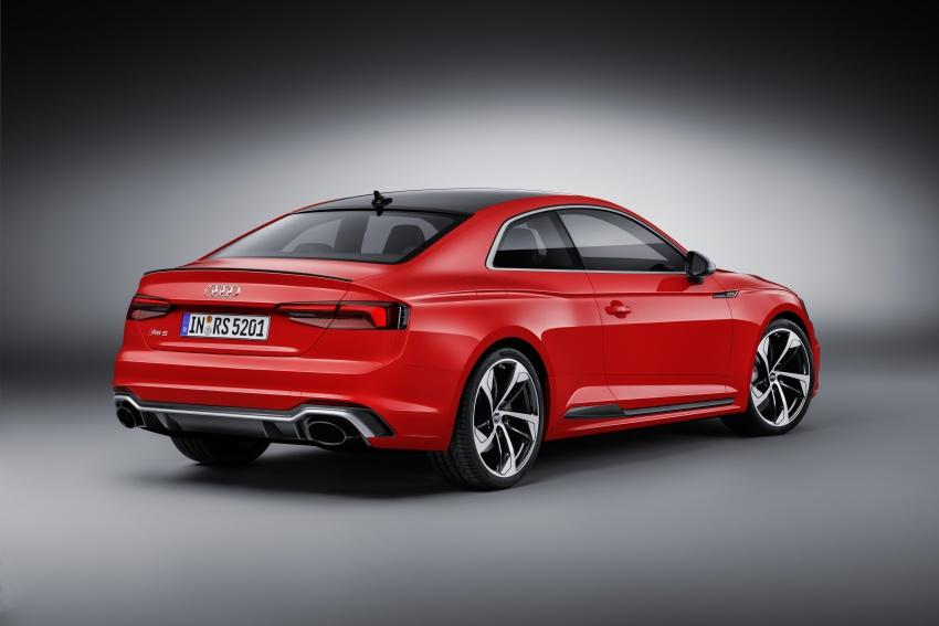 Audi RS5 Coupe debuts in Geneva – 450 hp, 600 Nm Image #625592