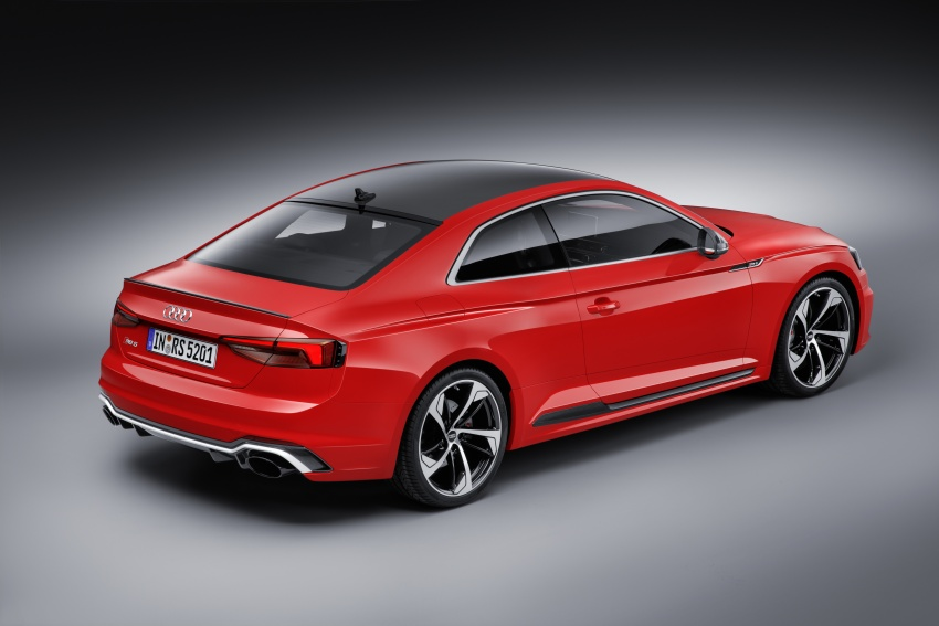 Audi RS5 Coupe debuts in Geneva – 450 hp, 600 Nm Image #625586