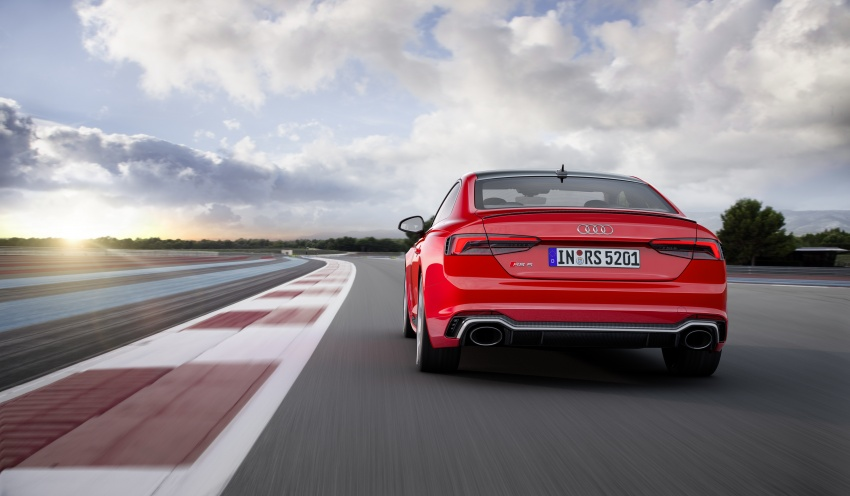 Audi RS5 Coupe debuts in Geneva – 450 hp, 600 Nm Image #625672