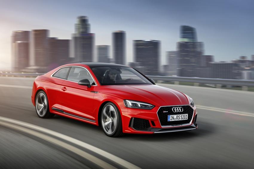 Audi RS5 Coupe debuts in Geneva – 450 hp, 600 Nm Image #625659