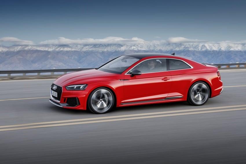 Audi RS5 Coupe debuts in Geneva – 450 hp, 600 Nm Image #625656