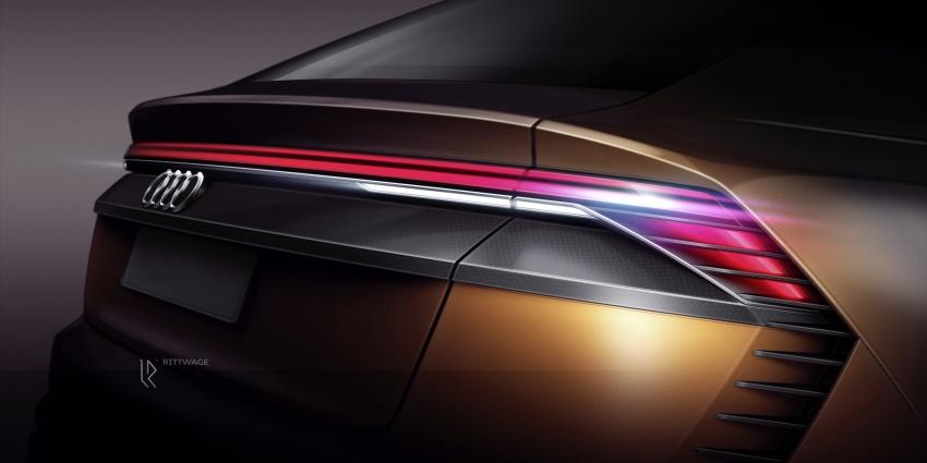 Audi Q8 sport debuts in Geneva – 1,200 km range Image #625595