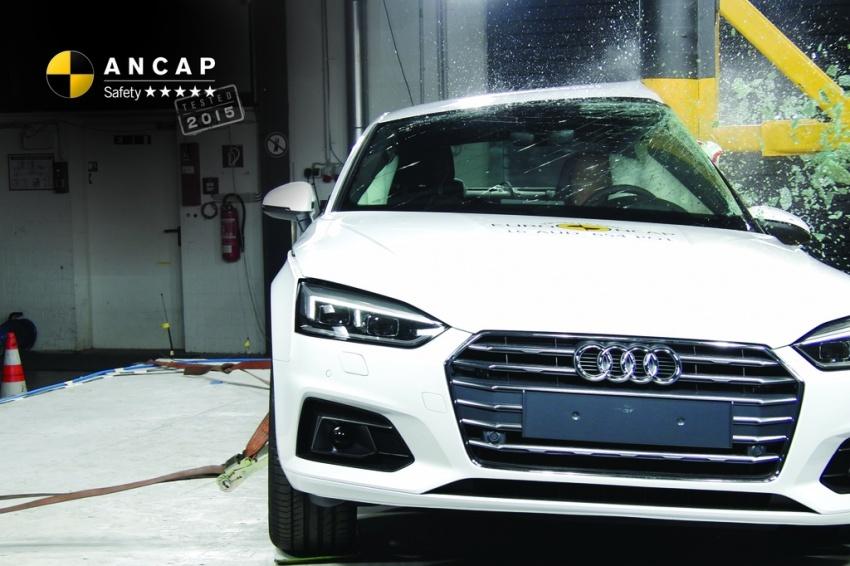 Hyundai Ioniq, Volvo S90 dan Audi A5 dapat penarafan penuh lima bintang dalam ujian Australasian NCAP Image #631521