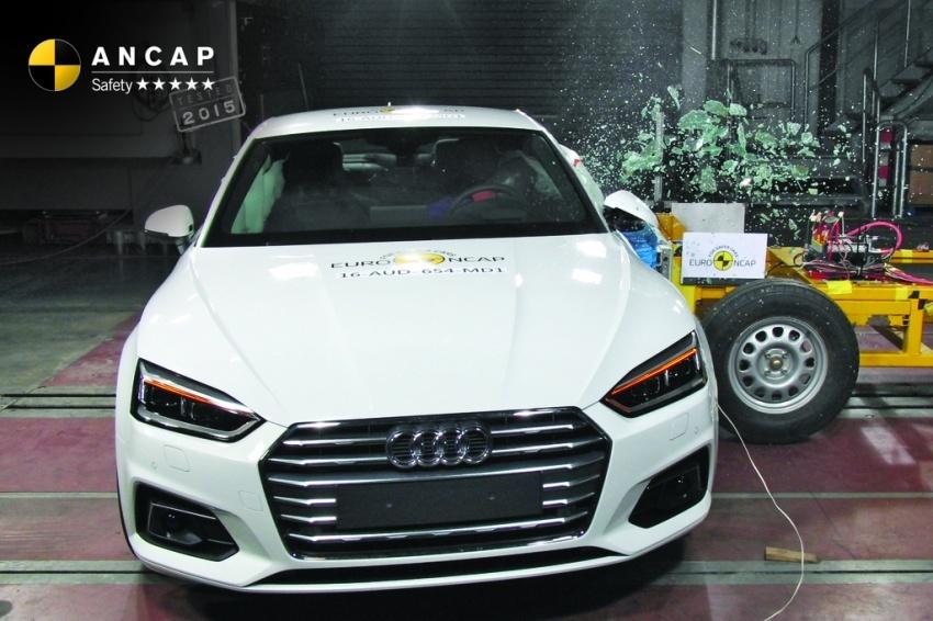 Hyundai Ioniq, Volvo S90 dan Audi A5 dapat penarafan penuh lima bintang dalam ujian Australasian NCAP Image #631518
