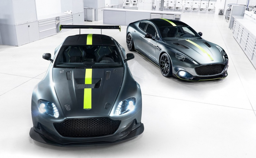 Aston Martin introduces AMR performance sub-brand Image #628859