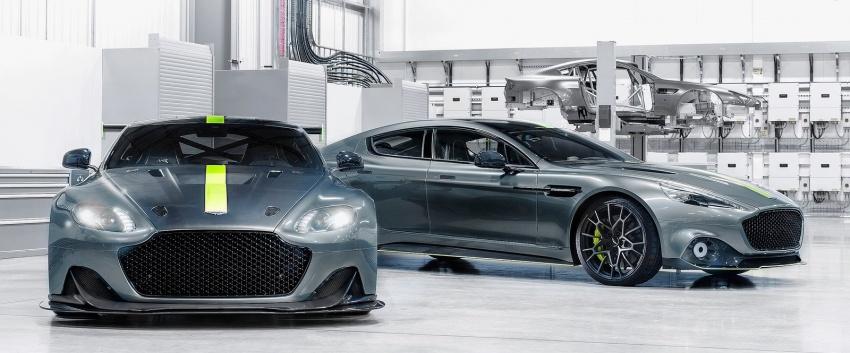 Aston Martin introduces AMR performance sub-brand Image #628860