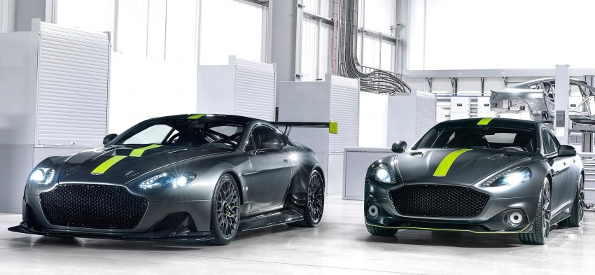 Aston Martin introduces AMR performance sub-brand Image #628861