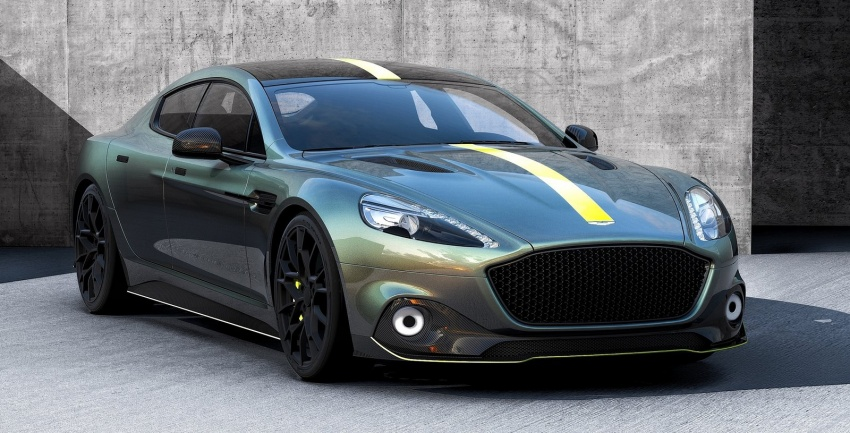 Aston Martin introduces AMR performance sub-brand Image #628894