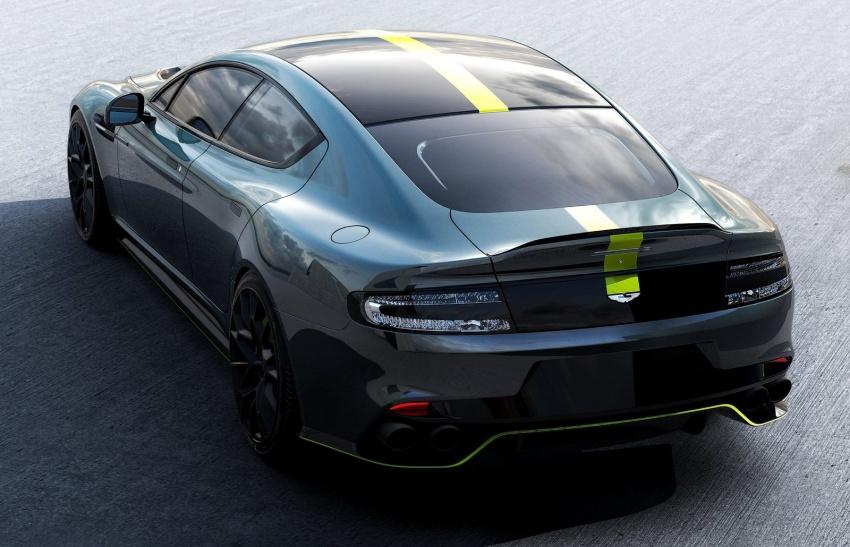 Aston Martin introduces AMR performance sub-brand Image #628899