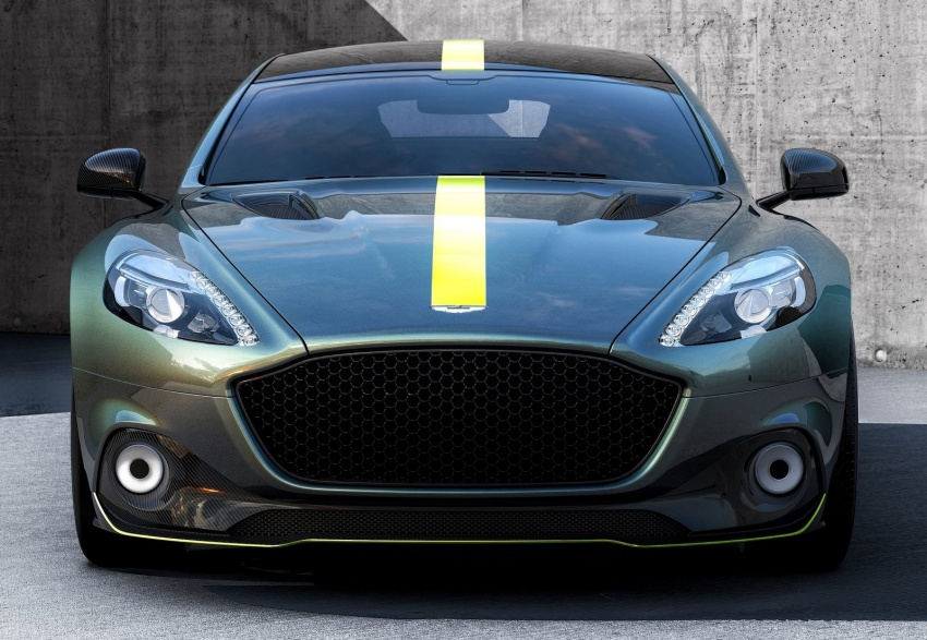 Aston Martin introduces AMR performance sub-brand Image #628900