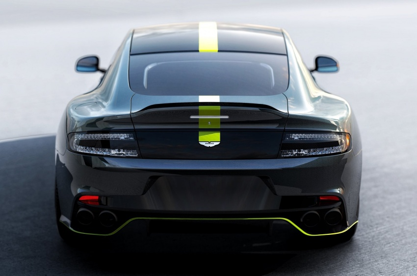 Aston Martin introduces AMR performance sub-brand Image #628901
