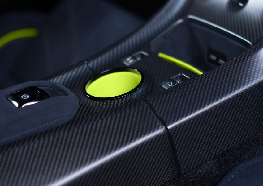 Aston Martin introduces AMR performance sub-brand Image #628903