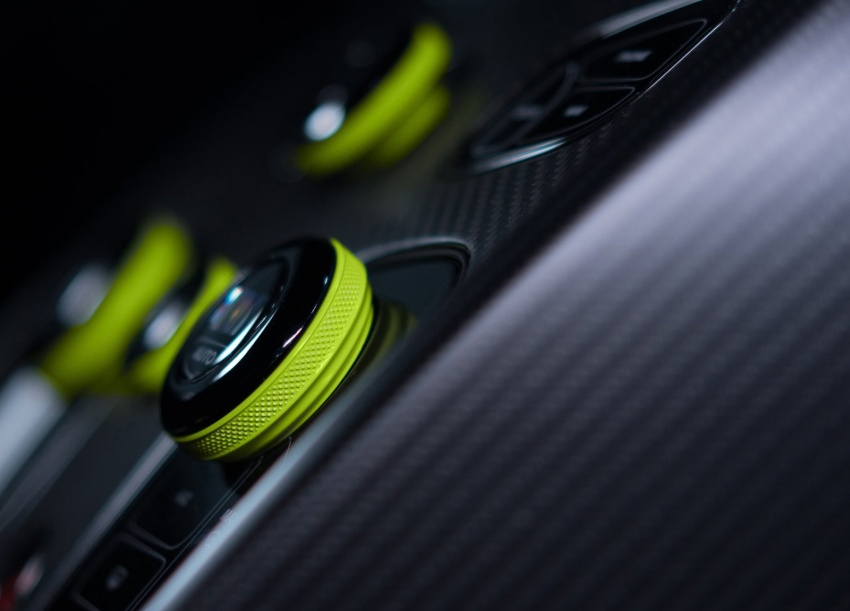 Aston Martin introduces AMR performance sub-brand Image #628904