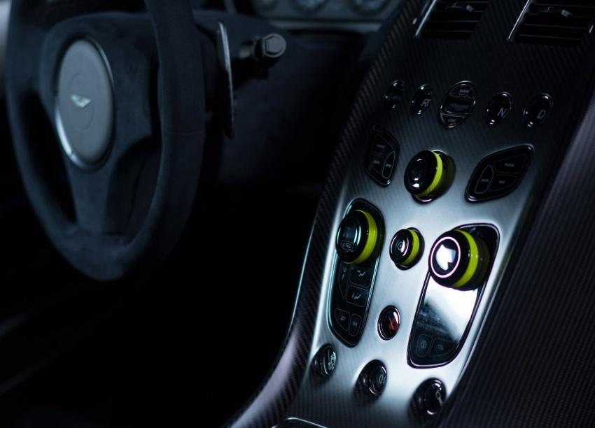 Aston Martin introduces AMR performance sub-brand Image #628905