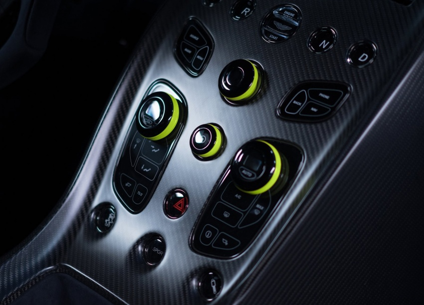 Aston Martin introduces AMR performance sub-brand Image #628866