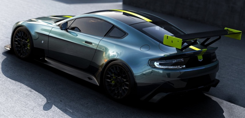 Aston Martin introduces AMR performance sub-brand Image #628873