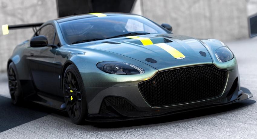 Aston Martin introduces AMR performance sub-brand Image #628874