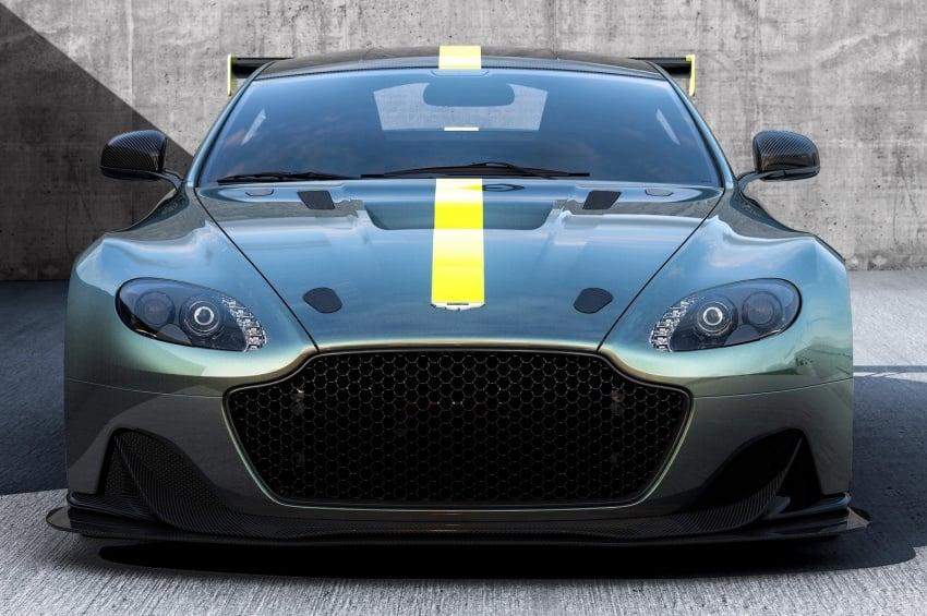 Aston Martin introduces AMR performance sub-brand Image #628876