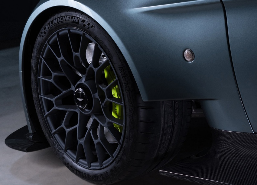 Aston Martin introduces AMR performance sub-brand Image #628878