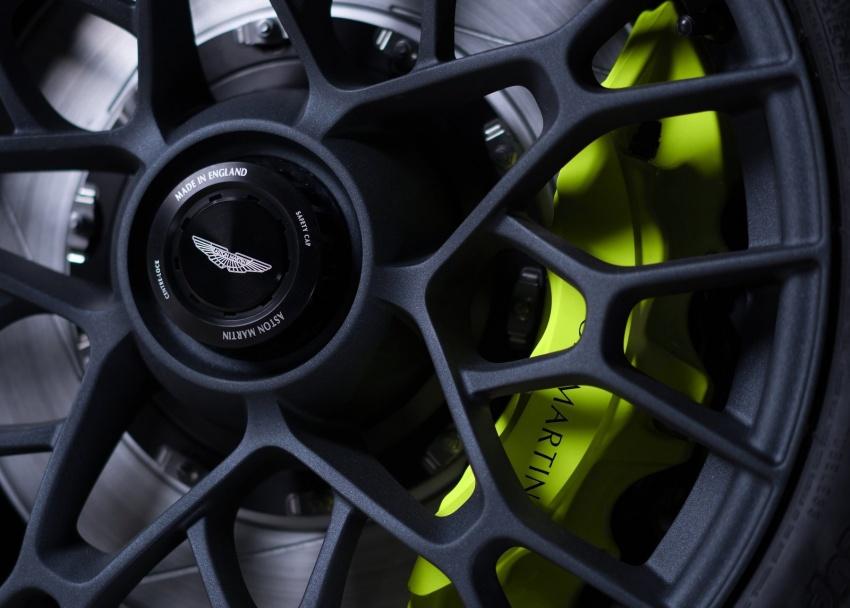 Aston Martin introduces AMR performance sub-brand Image #628879