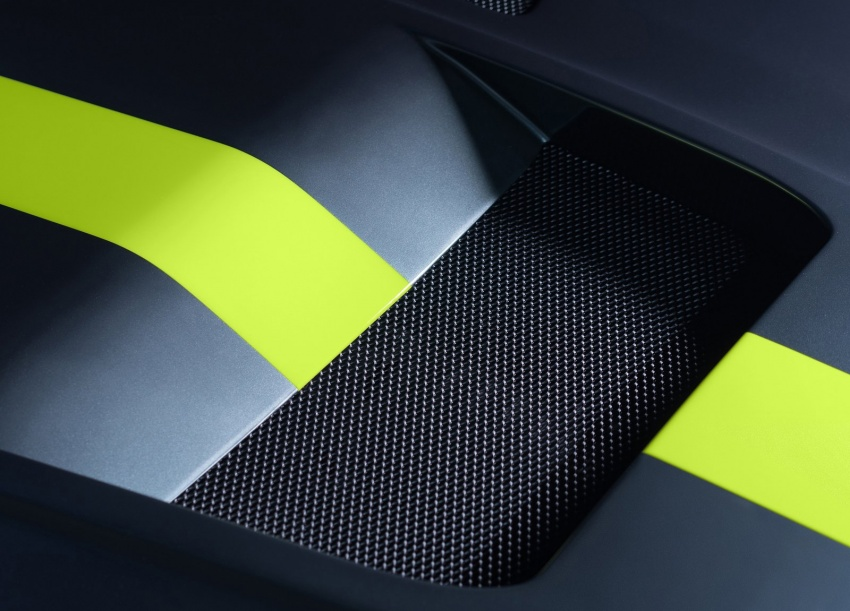 Aston Martin introduces AMR performance sub-brand Image #628882